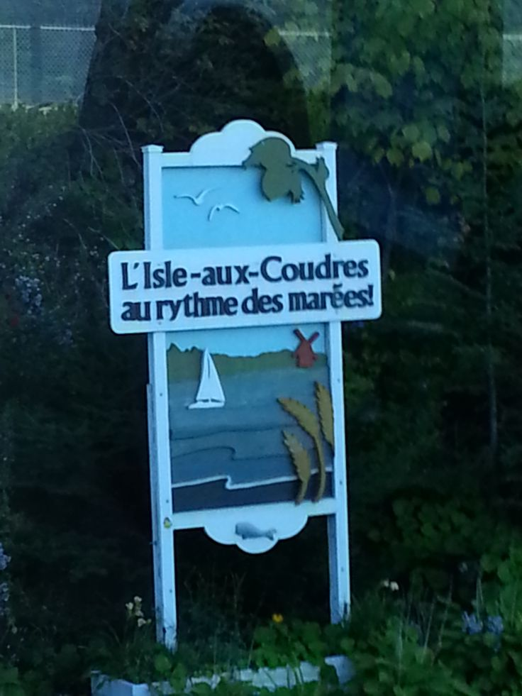 L'Isle-aux-Coudres...September 2013 bus trip!