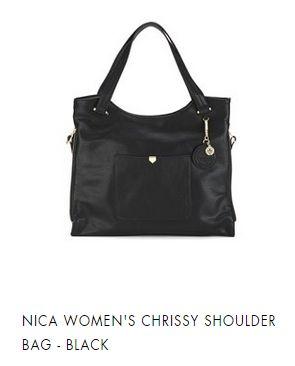 NICA CHRISSY SHOULDER BAG