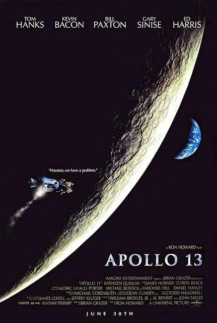 Foro Cine Club Clasico :: Apolo 13 (Apolo XIII) (1995)