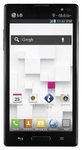 Smartphone : LG Optimus L9 4G Android