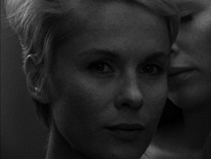 "Bibi Anderson and Liv Ullmann in ""Persona"" (1966, Ingmar Bergman)"