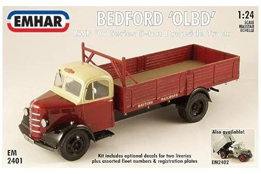 BedFord ′O′ Series Long Wheel Base Dropside Truck/Flatbed