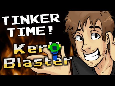 Kero Blaster - TINKER TIME!