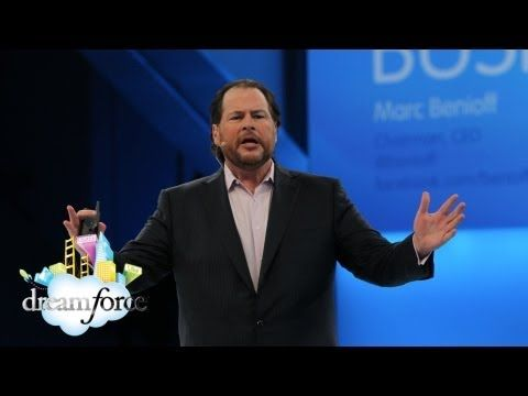 Business is Social Main Keynote: Dreamforce '12: Business is Social Keynote
