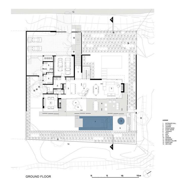 38 best Floor Plans images on Pinterest | Floor plans, Modern ...
