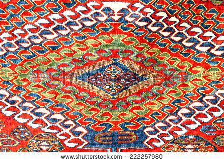Oriental Carpet Pattern