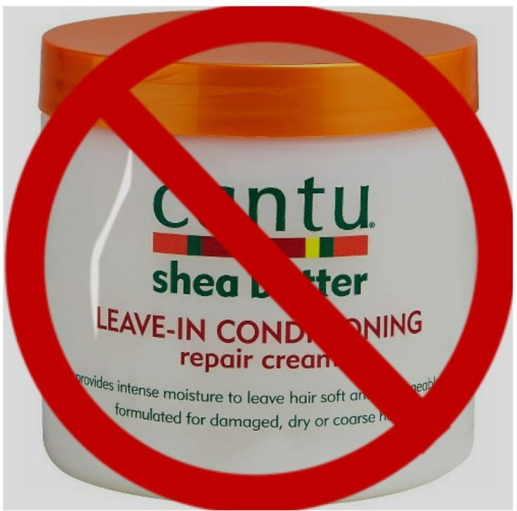 I'm no longer using Cantu Leave-In Conditioner. They recently decided to add a horrible addition to their ingredient list. Rubbing alcohol isn't for hair.