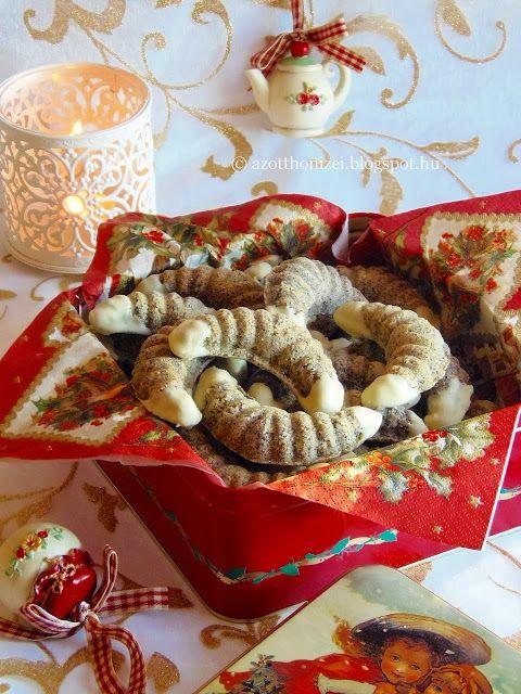 Az otthon ízei: Mákos kifli