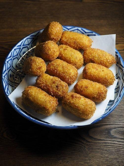 Korokke, Japanese Potato Croquette