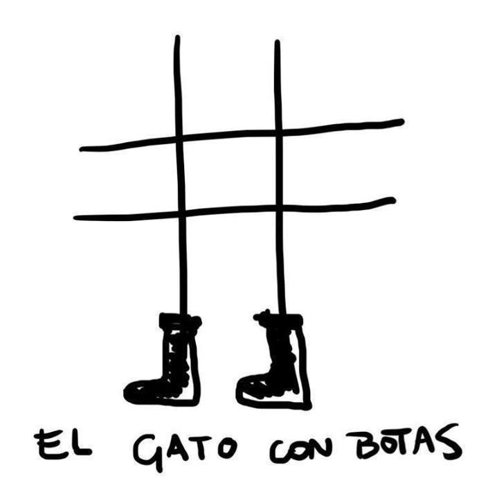 """""""EL GATO CON BOTAS"""". Descripción gráfica XD"""