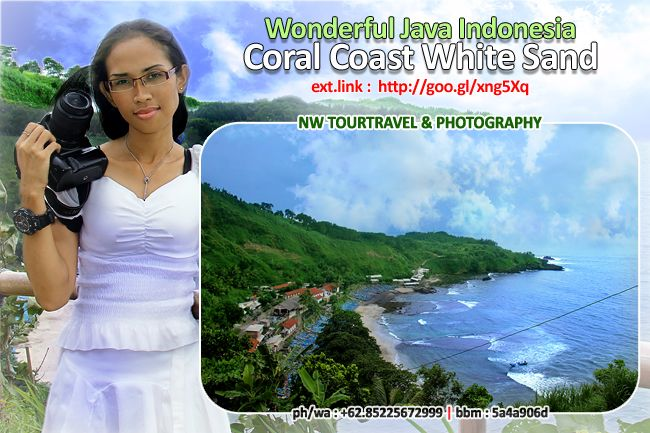 Nurmalia Windy: Wonderful Java - Coral Coast White Sand 01 - NW To...
