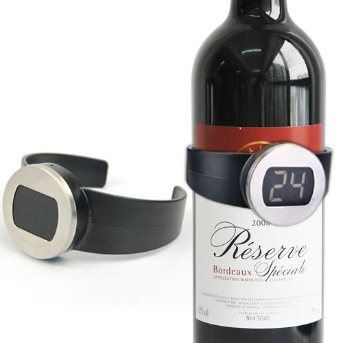 KG130  Electric Digital Thermometer  for Red Wine Bottle  #modern #design #luxury #good #dreamhome #dreamhouse #modernhome #home #house #interior #exterior #kitchen #kitchengagets #bathroom #create #lifestyle #beautiful #amazing #sale #cheap #freeshipping