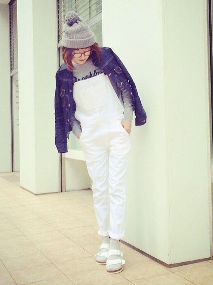 あさひさんのニット/セーター「DRESSLAVE Sugar Rose / animal jacquard knit PO」を使ったコーディネート