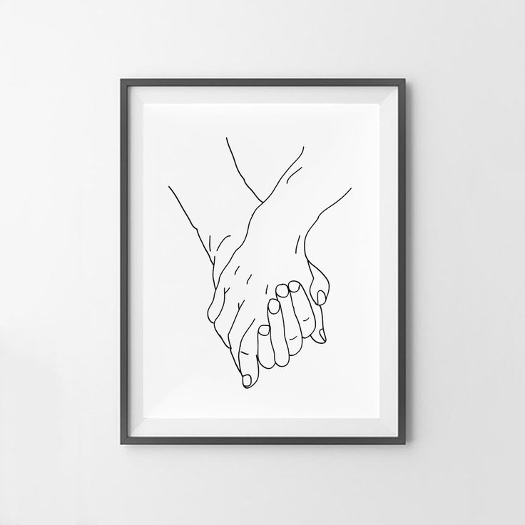 """""""Holding Hands"""" wall art print. This print comes with 4 different sizes to download. 5x7 JPG, 8X10 JPG, 11X14 JPG, 16x20 JPG. THIS IS A DIGITAL DOWNLOAD FILE ONLY. Enter code """"25OFF"""" when you buy 2 or more prints to save 25% off your entire order! https://www.etsy.com/au/listing/501149048/holding-hands-print-digital-print?ref=listing-shop-header-1"""