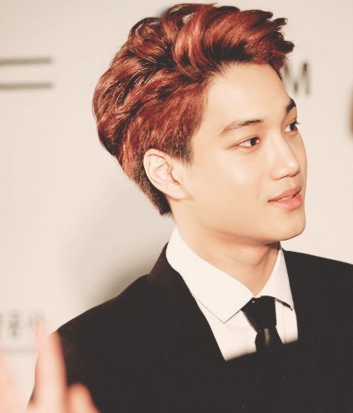 Best Exo Prince Kim Kai Images On Pinterest Artist Child - Dancer prince hairstyle