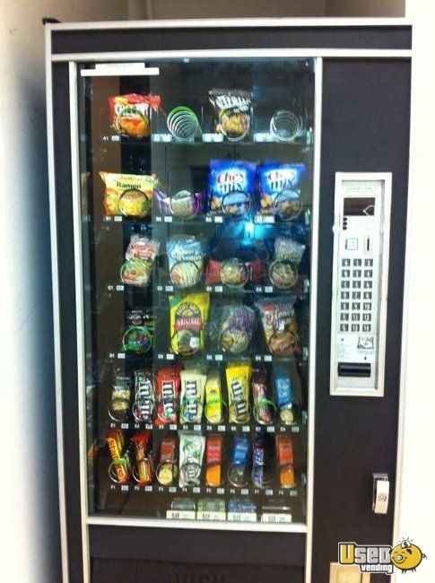 nama listed vending machine