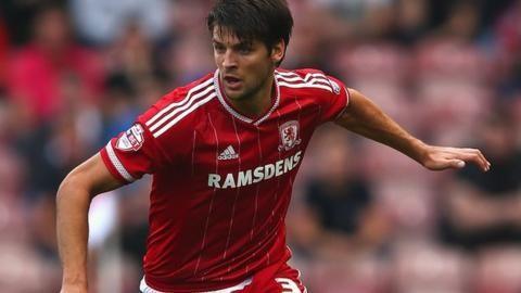 Middlesbrough v Brighton & Hove Albion