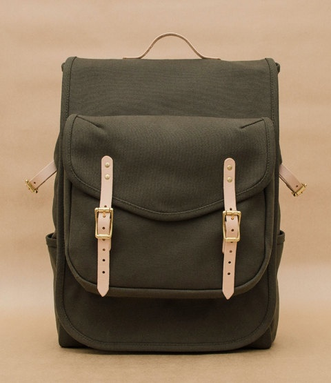 *NEW* The Pack - Olive Drab by BLACKHOUSEPROJECT on Etsy, $280.00