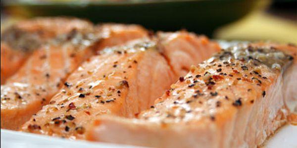 recetas faciles salmon al horno