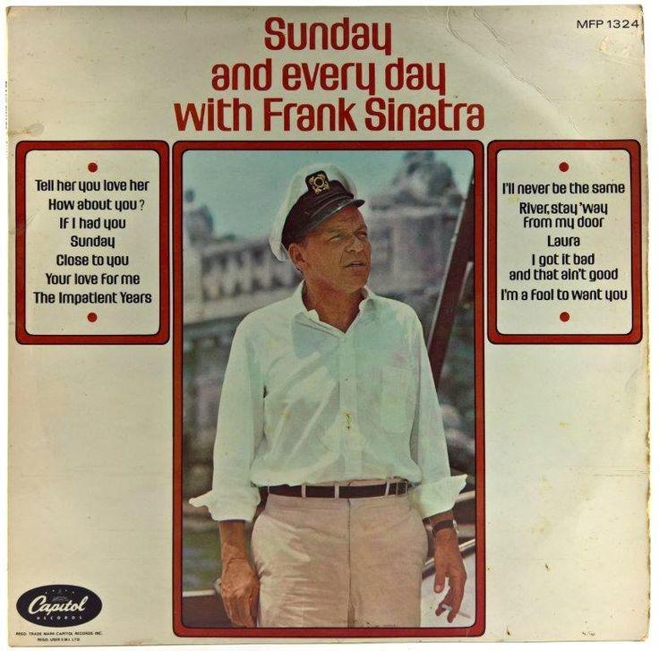 Frank Sinatra - Sunday And Every Day ...