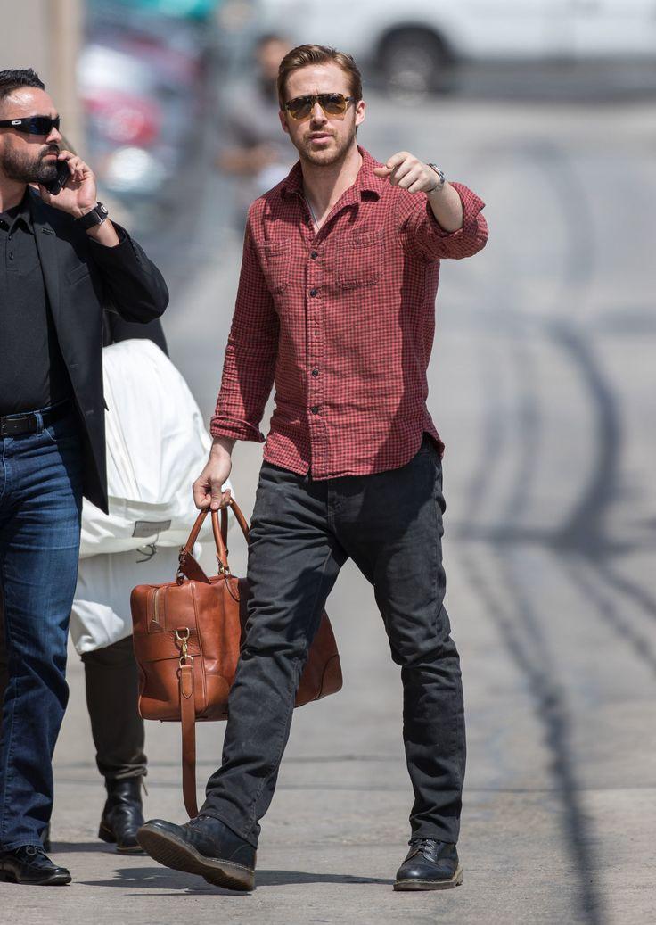 Cuff Boots Men Fashion