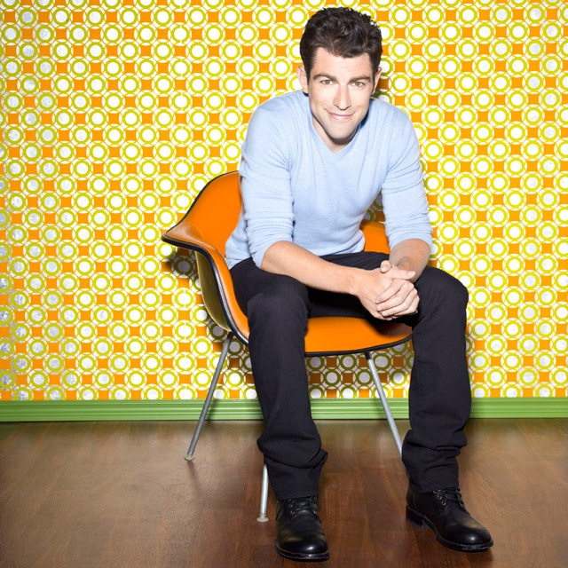 Schmidt from the 'New Girl' tv show.  He is a hilarious metro!