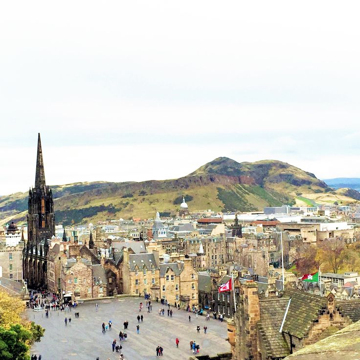 A city break in Edinburgh, where to stay and what to do, UK travel, via Year of the Yes