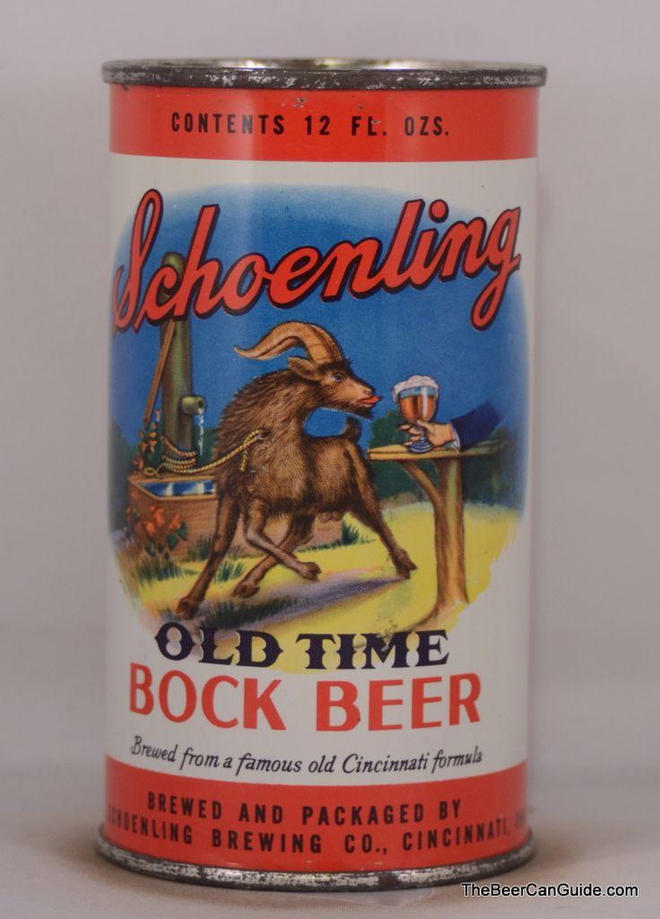 Schoenling Bock Beer, Cincinnati