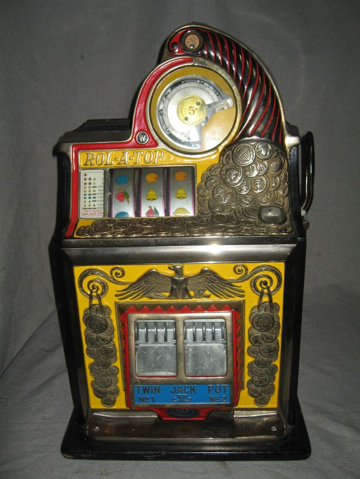 6 penny slot machine