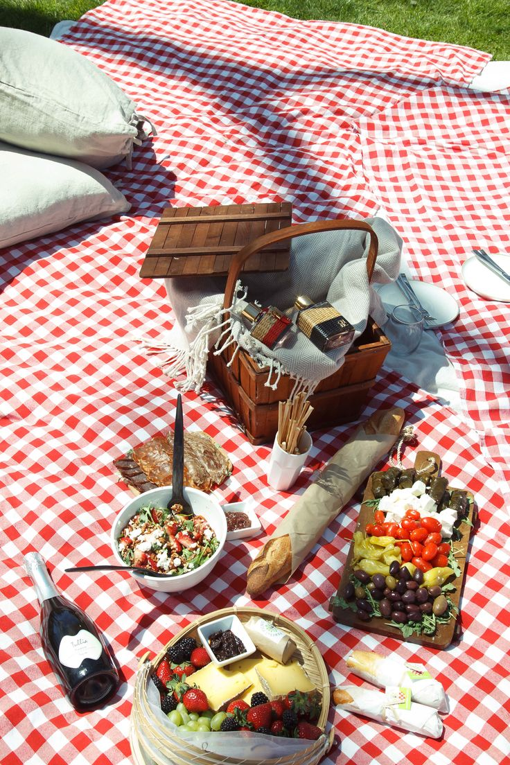 PICNIC IN CENTRAL PARK - Lovely Pepa by Alexandra