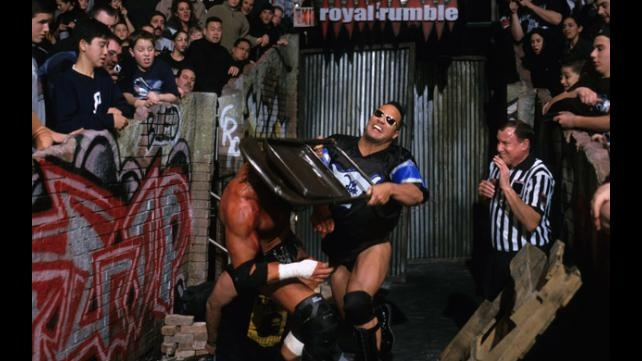Royal Rumble 2000 - The Rock