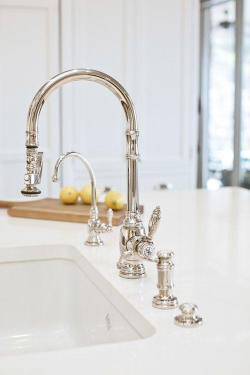 best 20+ white kitchen faucet ideas on pinterest
