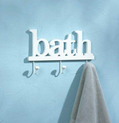 25+ Best Ideas About Bathroom Towel Racks On Pinterest