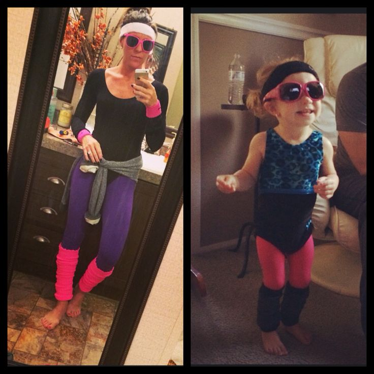 Mother daughter matching halloween costumes