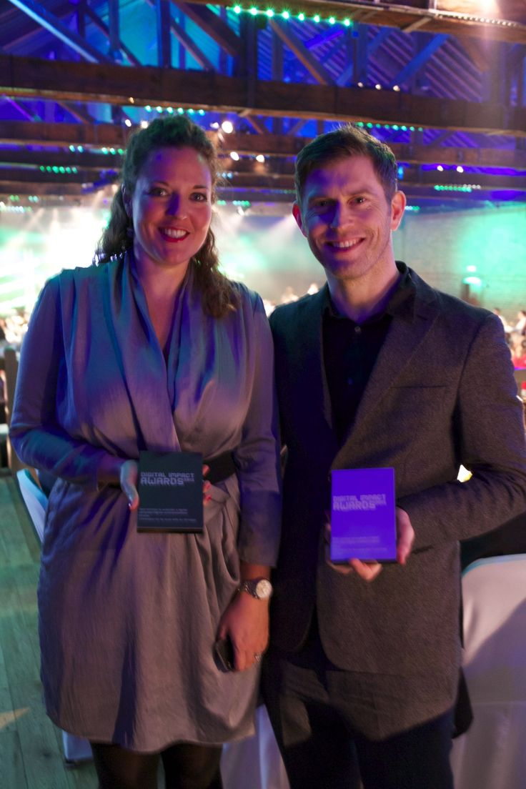 """Commetric won two awards at the 2013 Digital Impact Awards in the category of """"Best process to evaluate a digital campaign/digital communications"""". A silver for their work with The Coca Cola Company and a bronze for An oil major"""