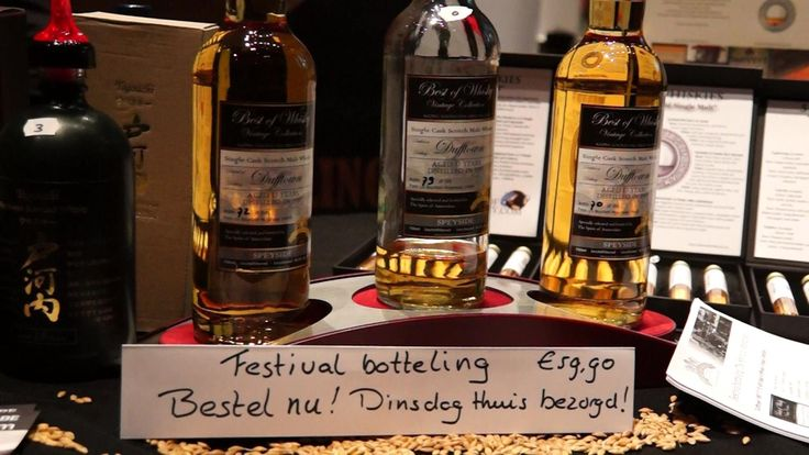 The Spirit Of Amsterdam Whisky Festival 2016