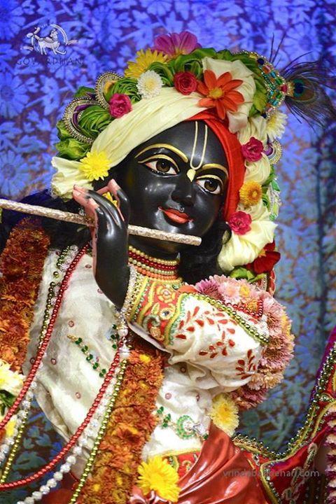 ISKCON Wada Deity Darshan