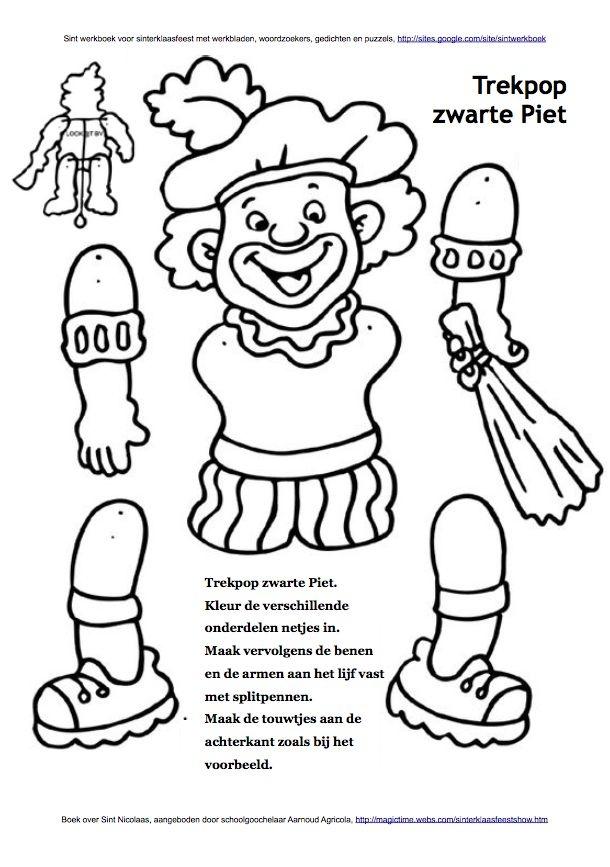 #trekpop Zwarte Piet