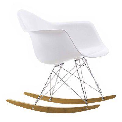 Eames Plastic Armchair RAR Gungstol | Vitra | Länna Möbler | Handla online