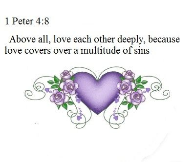 Image result for caricature: love covers a multitude of sins.