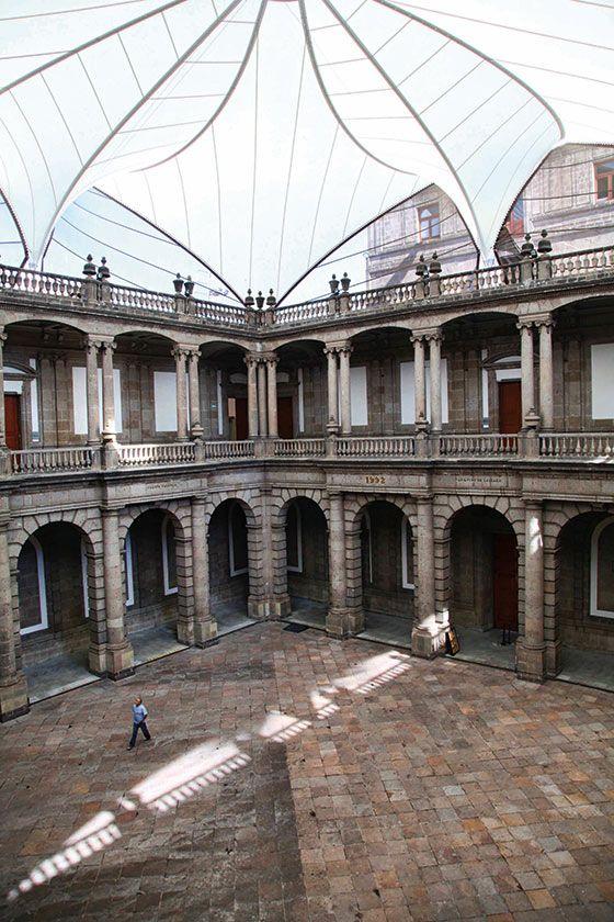 Palacio de Minería. México, D.F.