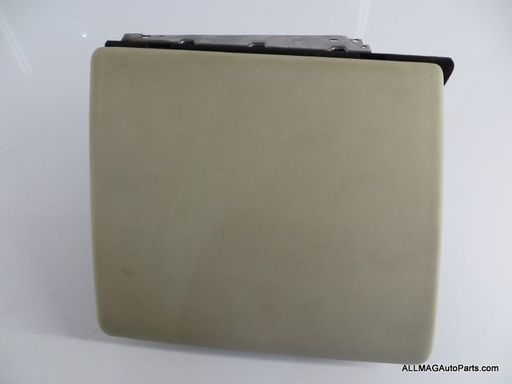 2003-2006 Range Rover Glove Box & Parchment Leather Door 11 FFK500140PUY HSE L322