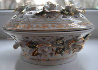 Купить Конфетница на аукционе антиквариата Виолити auction.violity.com