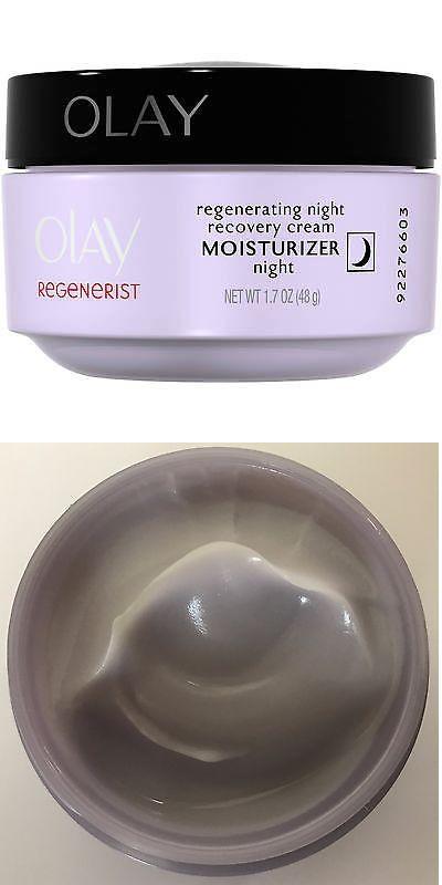 Moisturizers: 4Ct ~ Olay Regenerist Anti Age Night Recovery Face Moisturizer Skin Cream 1.7Oz -> BUY IT NOW ONLY: $30.48 on eBay!