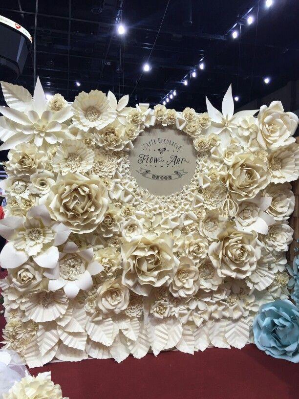 Paper flowers from Flowartdecor