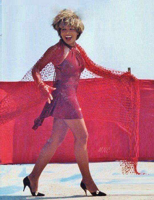 Tina Turner: Photo