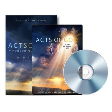Acts of God--Book and Movie