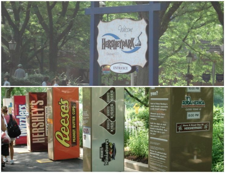 57 Best Images About Pennsylvania Hershey Park On