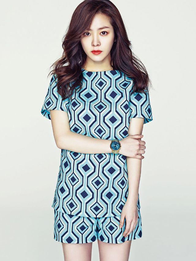 Han Ji Min - Sure Magazine May Issue '13