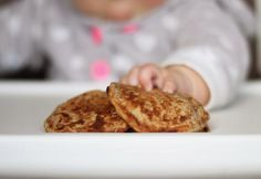 Baby Led Weaning: Baby Pancake Recipe - Our Happy Days